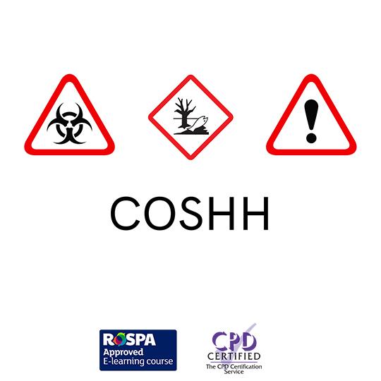 COSHH Course Image