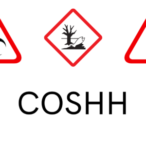 COSHH Warning Signs