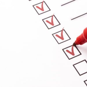 Risk Assessment Checklist