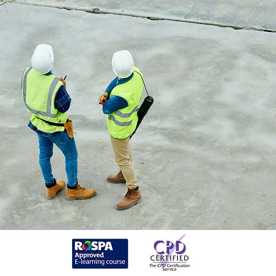 Health and Safety Course Image