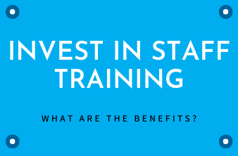 Why Should You Invest In Staff Training?